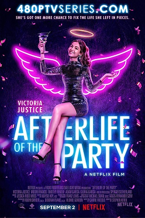 Afterlife of the Party (2021) 300MB Full English Movie Download 480p WebRip