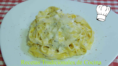 Receta fácil de salsa tartufo especial para pasta