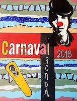 Ronda - Carnaval 2018 - Andrea Rosado
