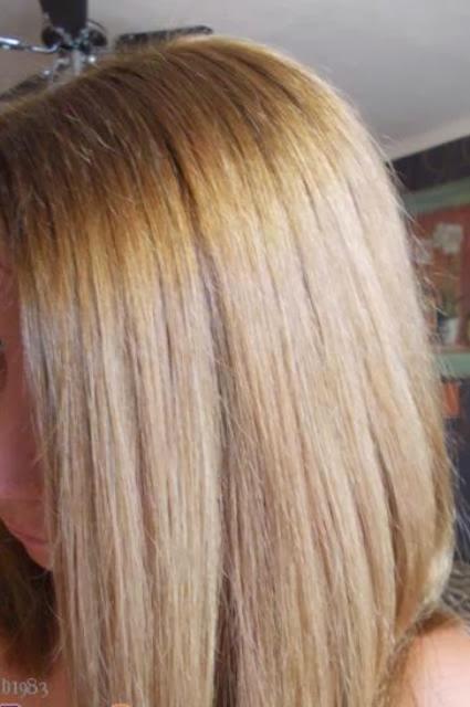 Blog Blond Bunny Garnier Color Naturals 8 Jasny Blond