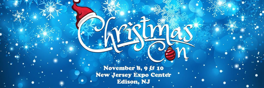 Things To Do In Nj For Christmas.Christmas Con Is Coming To New Jersey The Jersey Momma