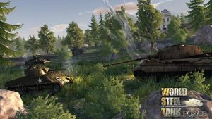 World Of Steel Tank Force Apk