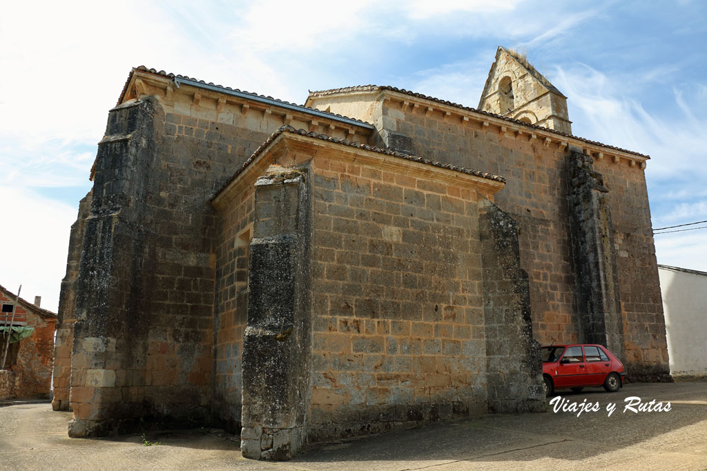 Iglesia de San Vicente Mártir, Vega de Bur