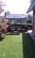 villa puncak cipanas green apple type pink 3 kamar tidur