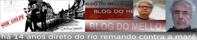 Banner do blog do Mello