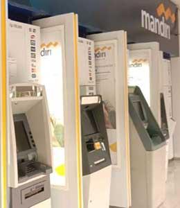 Cara Bayar UTBK Lewat ATM Mandiri