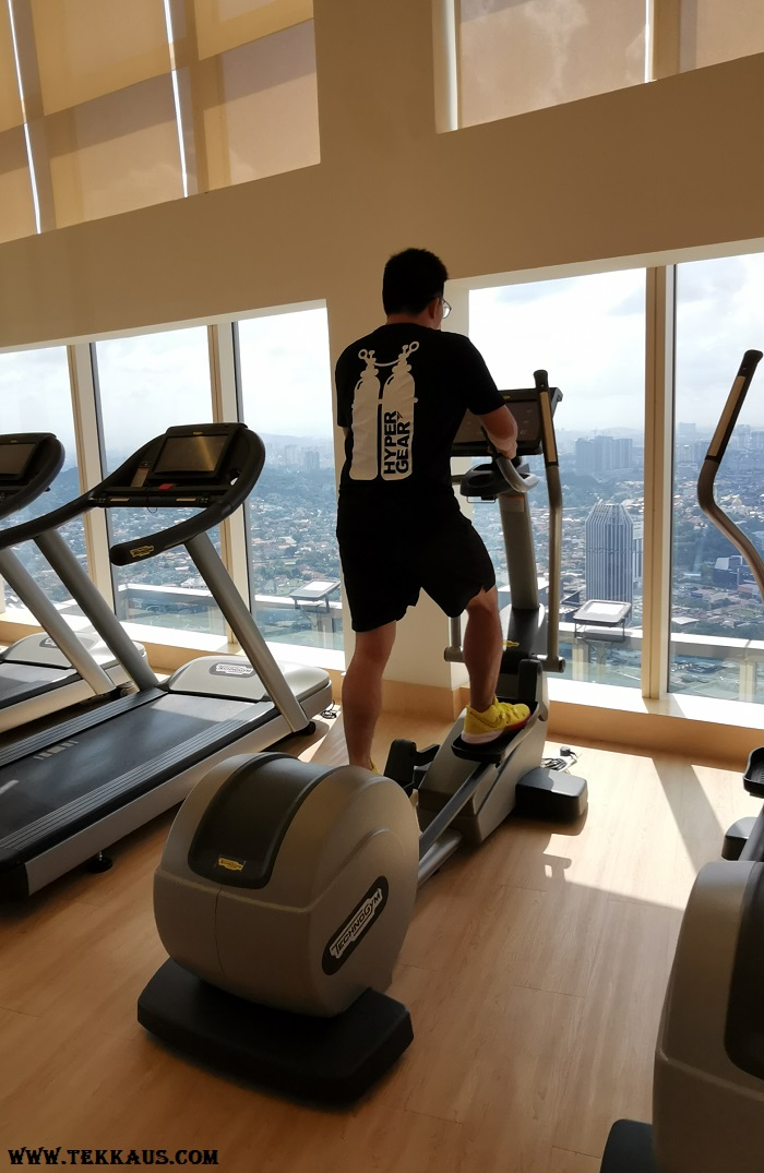 Sheraton PJ Fitness Gym Equipment Facilities Opening Hours