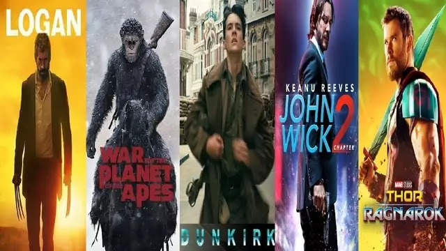10 Best Action Hollywood Movies of 2017 Top Action Films lists - Uslis