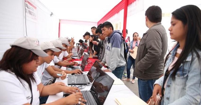 Trabajadores CAS no serán reemplazados por practicantes, informó el Ministerio de Trabajo - www.trabajo.gob.pe