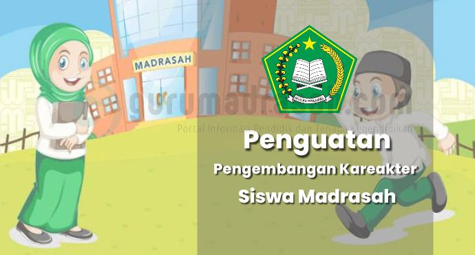 Petunjuk Teknis Kegiatan Penguatan Pengembangan Karakter Siswa Madrasah Tahun 2021
