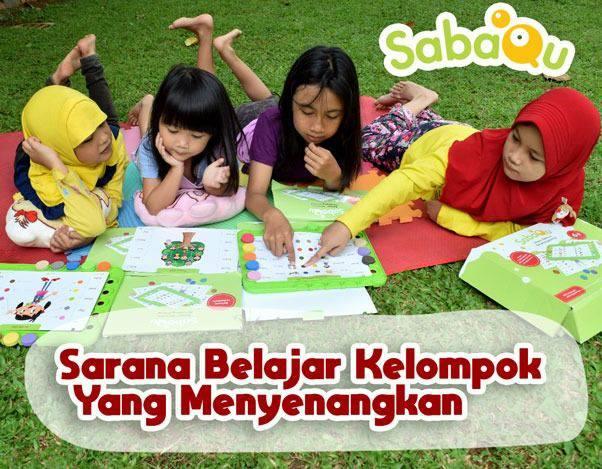 Belajar, Bermain, dan Bersenang-senang dengan Sabaqu - edukasi - pendidikan