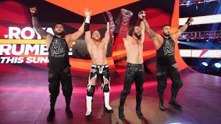 WWE - Seth Rollins y Buddy Murphy se unen y tocan el cielo en RAW