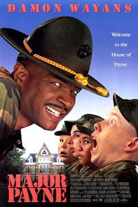Major Payne Poster