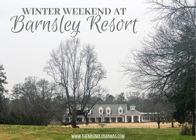 Winter Weekend Getaway to Barnsley Resort