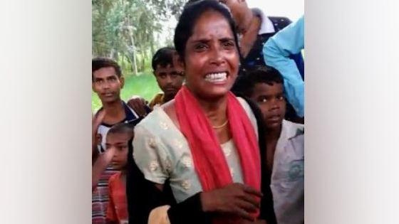 मंदिर में प्रसाद चढ़ाने जा रही महिला को भीड़ ने बच्चा चोरी की अफवाह पर पीटा - newsonfloor.com