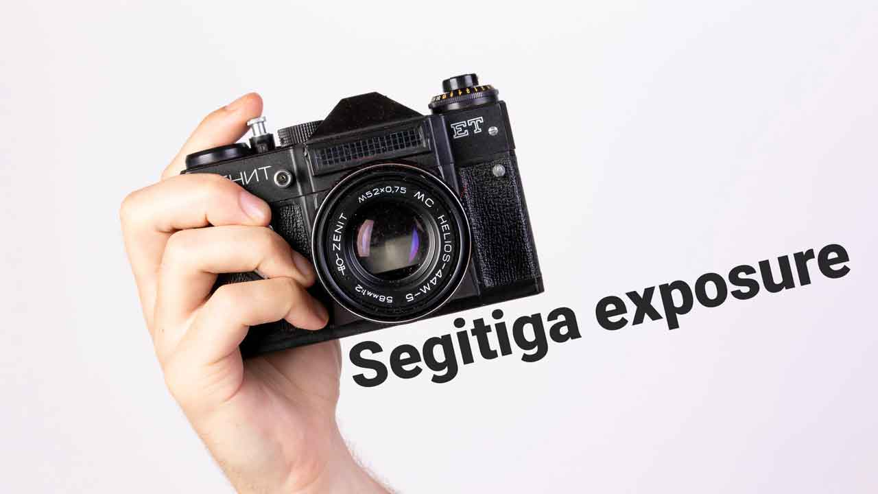 segitiga exposure