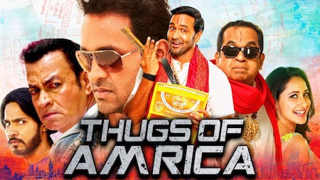 Thugs Of Amrica 2019 Hindi Dubbed 800MB HDRip 720p