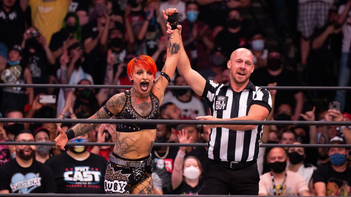 Ruby Soho não tinha uma grande relação com Vince McMahon na WWE