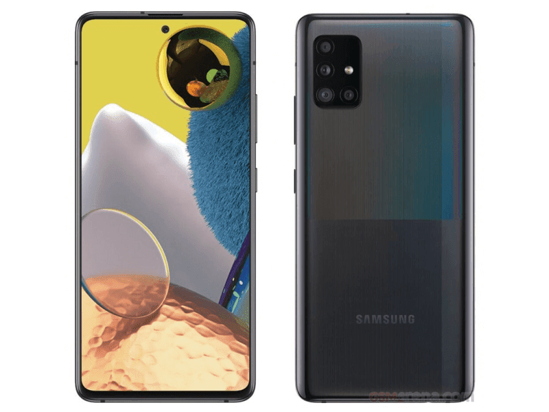 Samsung Galaxy A51 5G with Exynos 980 press renders revealed