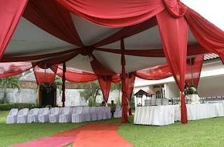 Sewa Tenda di Padang Bukittinggi