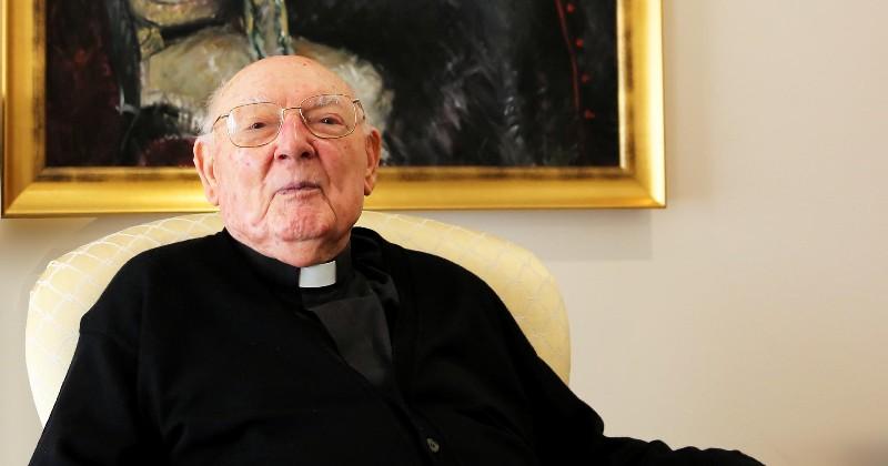 Kardinal Edward Idris Cassidy Meninggal Dunia di Australia