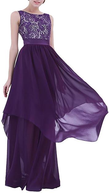 Beautiful Cheap Chiffon Bridesmaid Dresses