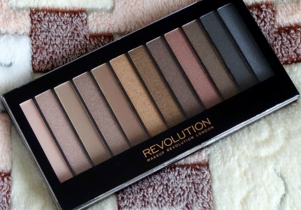 Makeup Revolution London Iconic-1 Redemption Palette -4752