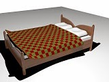 step by step to modeling bed in 3d max