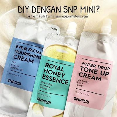 Mix & Match dengan SNP Mini