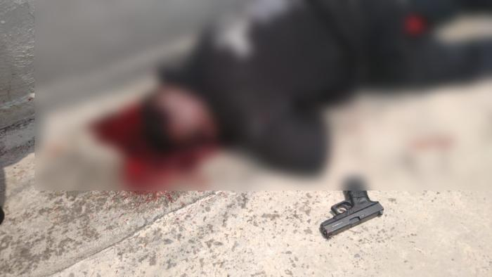 Ratero se suicida en Naucalpan al verse acorralado por Policías