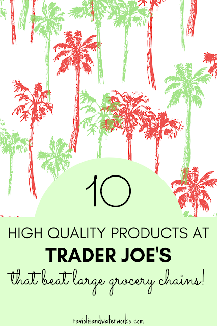 what to buy from trader joe's