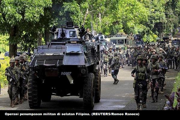 Gagalnya Perundingan Filipina dan Pemberontak Komunis