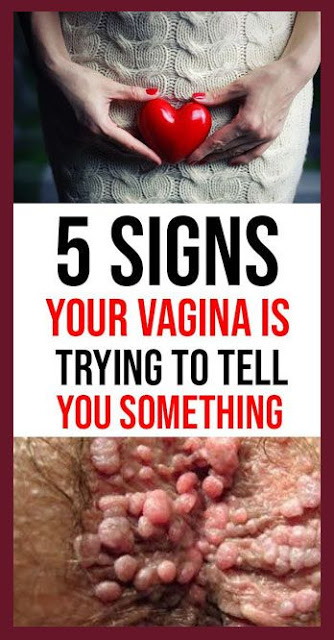 The 5 Signs Your Vagina Is Trying To Tell You Something