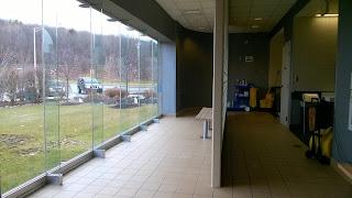 Fancy public restrooms