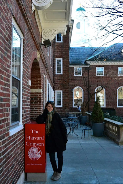 universidad de harvard cambridge eeuu a golpe de objetivo