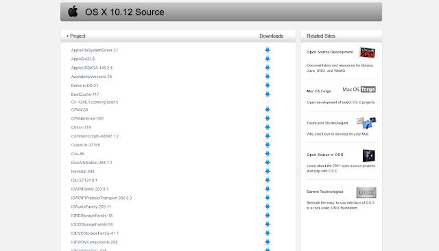 Captura-de-pantalla-51-e1480015053851 Apple launches macOS 10.12 in Darwin open source format Technology