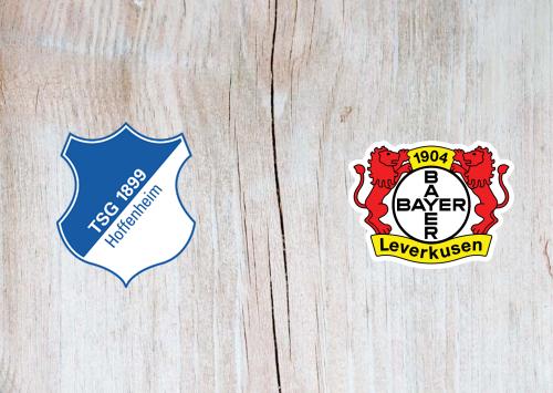 Hoffenheim vs Bayer Leverkusen -Highlights 12 April 2021