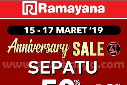 Katalog Promo Ramayana Terbaru 22 - 24 Maret 2019
