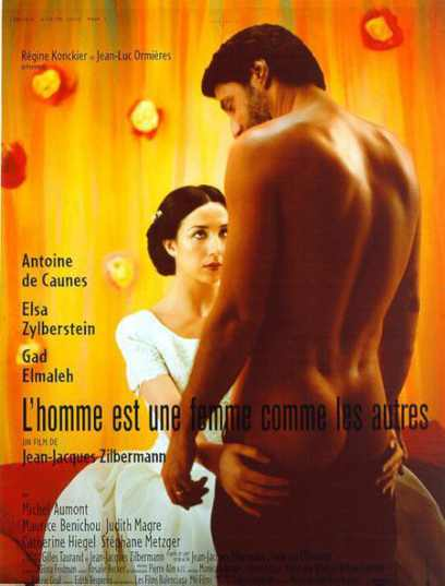 El Hombre es Una Mujer Como Las Demas - PELICULA - Francia - 1998
