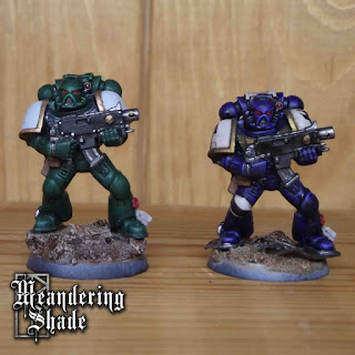 space marine painting competition paint in progress
