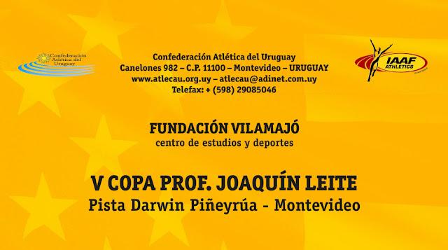 Pista - Torneo Prof. Joaquín Leite (CAU - Montevideo, 22y23/oct/2016)