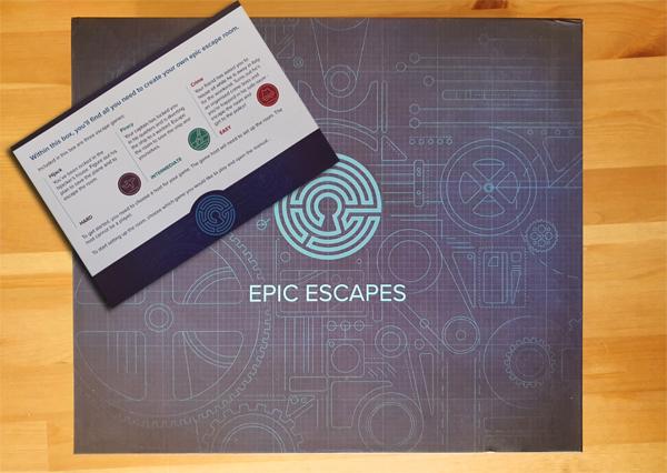 Epic Escape Games