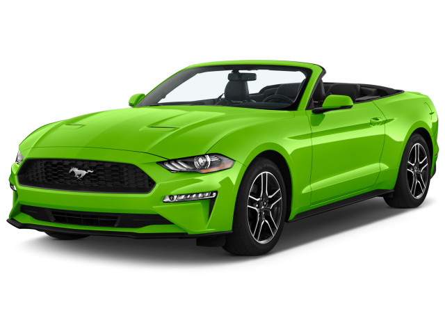 2020 Ford Mustang Review