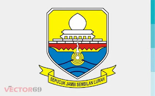 Logo Provinsi Jambi - Download Vector File SVG (Scalable Vector Graphics)