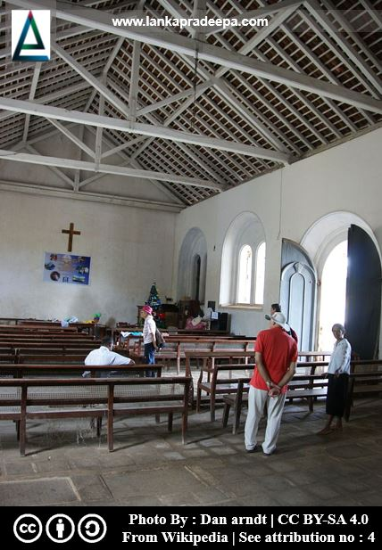 Dutch Reformed Church, Matara
