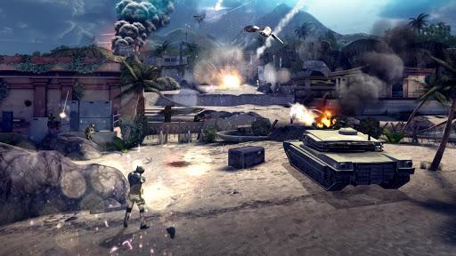 تحميل لعبة modern combat 4 للاندرويد تورنت