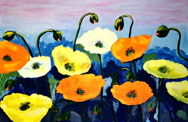What is Acrylic Painting and How to Learn to Paint with Acrylics?