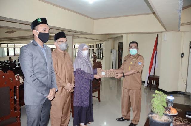 Hadiri Rapat Paripurna DPRD Lombok Barat, Dr. H. Baehaqi Dalam Sambutannya Mengatakan Ini