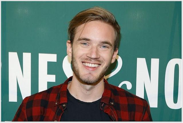 PewDiePie;Youtuber Sukses yang Berkarya dengan Menggunakan Adobe