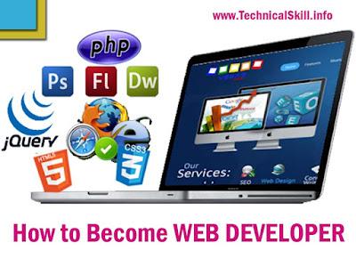 Web Development: How to become a Web Developer